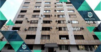 Քաղաքի կենտրում, նորակառույց շենքում, կապիտալ վերանորոգված   KN060