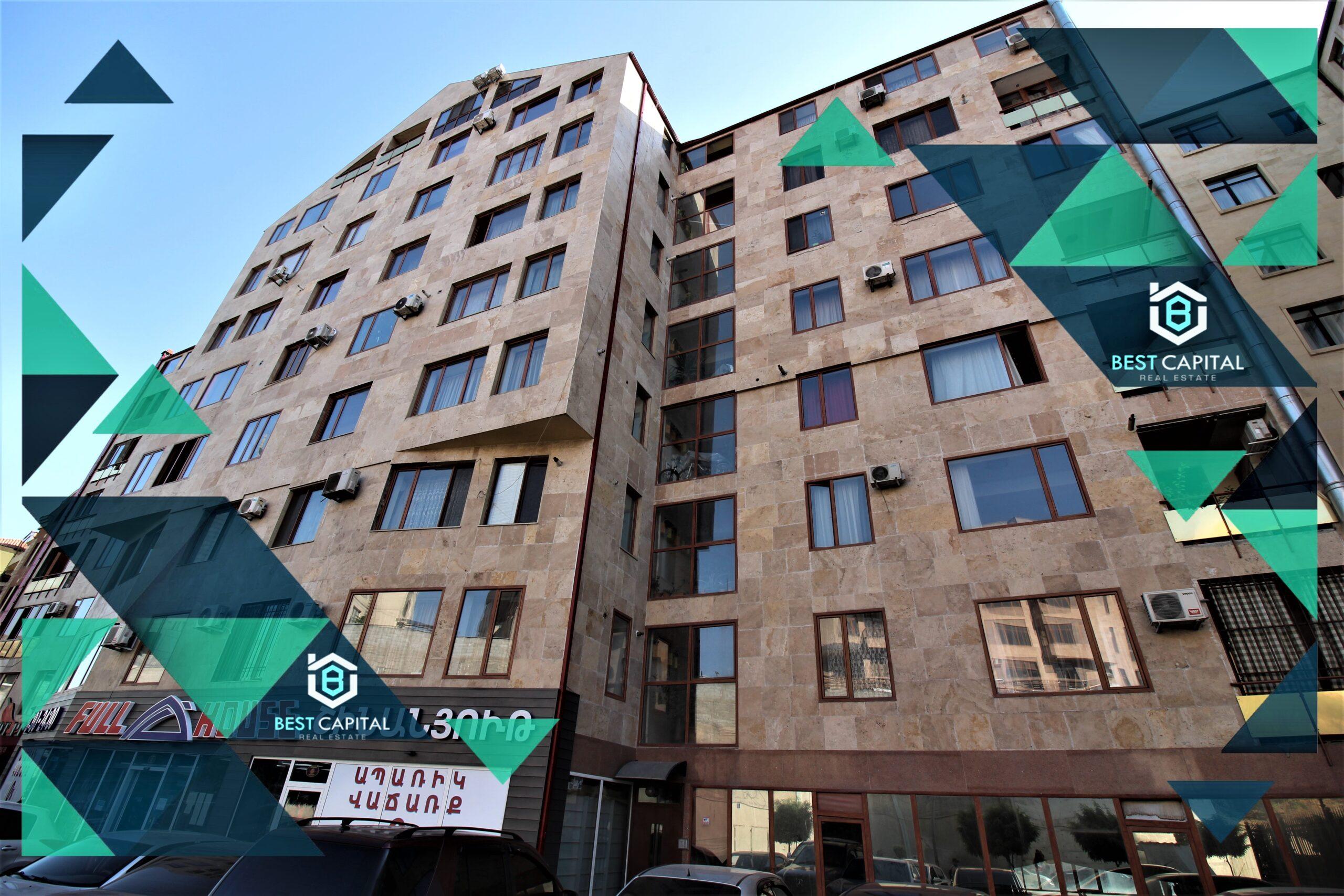 Աննախադեպ առաջարկ անշարժ գույքի շուկայում կապիտալ վերանորոգված  բնակարան  KR117