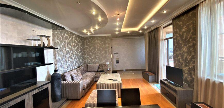 Սայաթ-Նովայի պողոտա, Շքեղ բնակարան նորակառույց շենքում