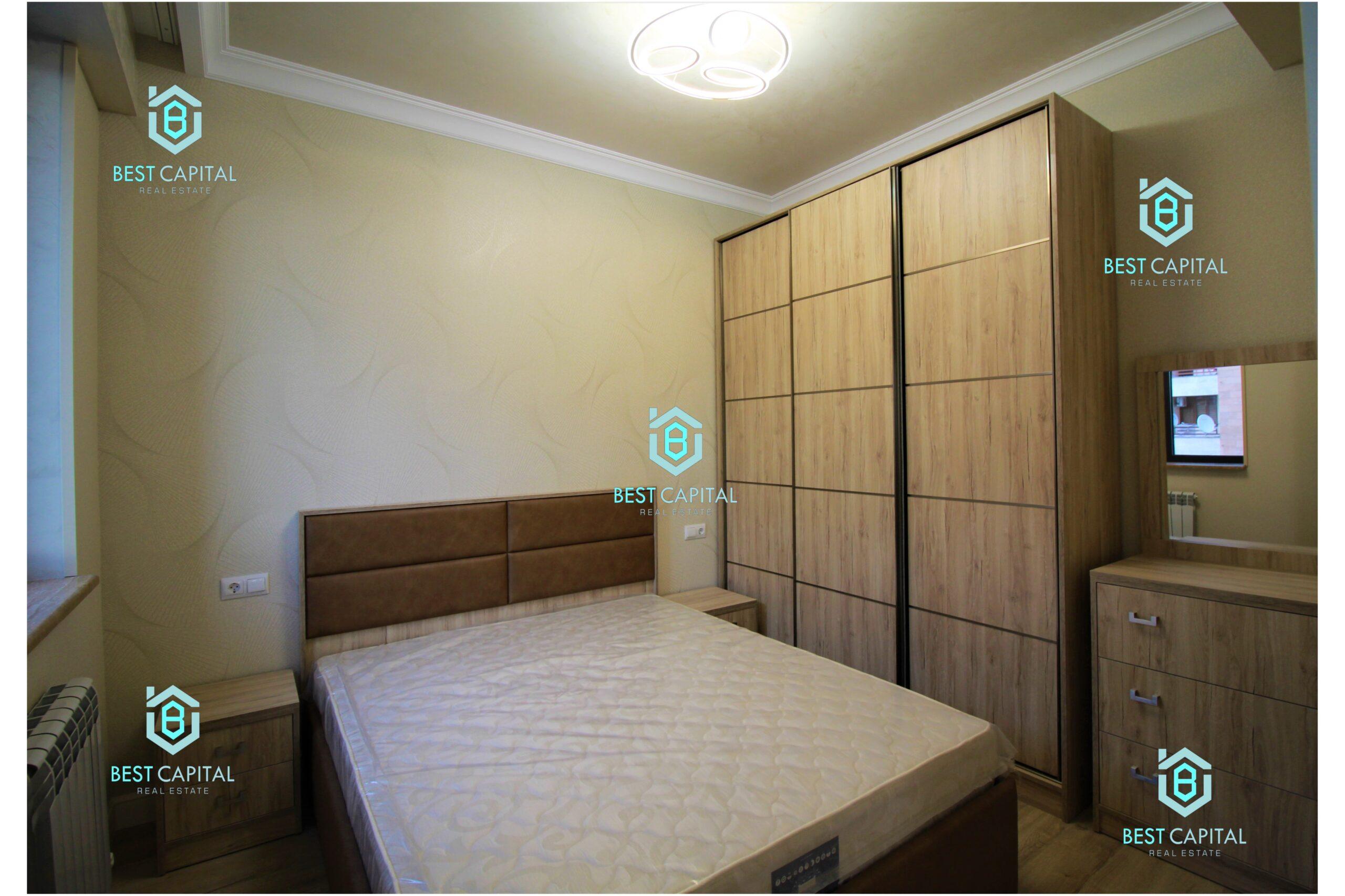 Կոմիտասի պողոտա, ժամանակակից և հարմարավետ բնակարան նորակառույցում, A0833