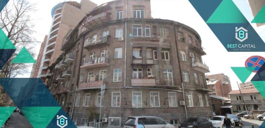 Ընդարձակ բնակարան Փավստոս Բուզանդ փողոցում