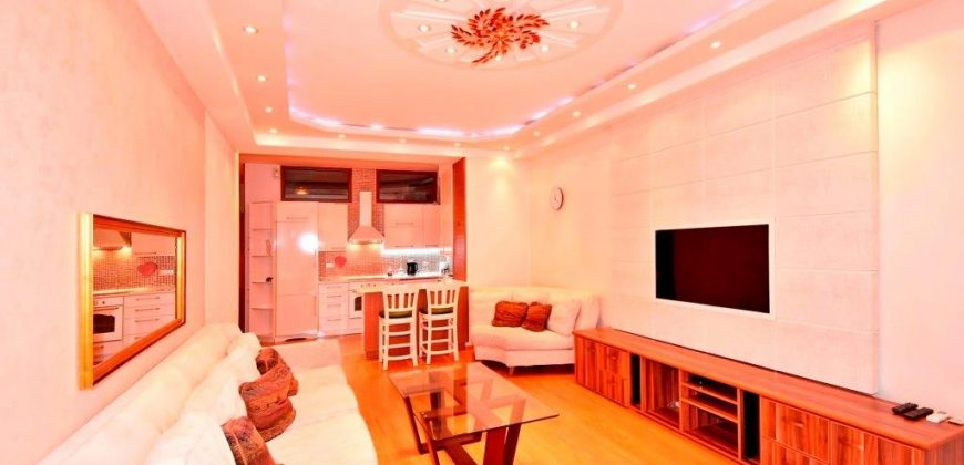 Բնակարան Վերին Անտառային փողոցի նորակառույց շենքում