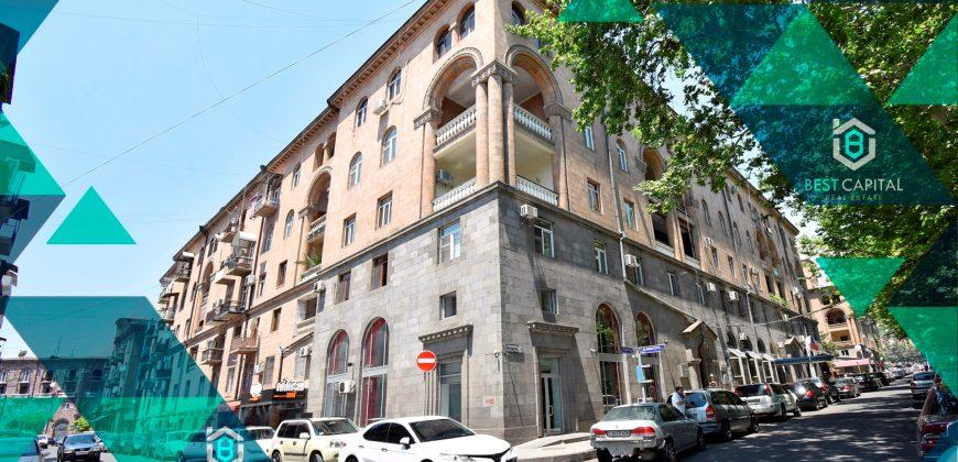 Դուպլեքս բնակարան Մոսկովյան փողոցում