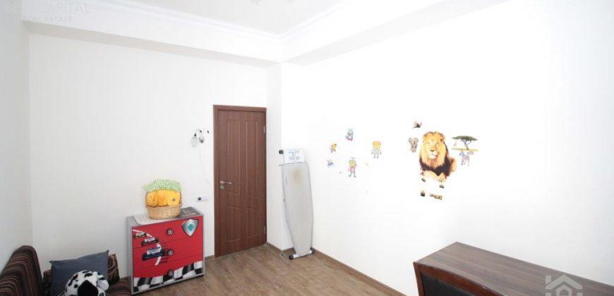 Ընդարձակ բնակարան Հյուսիսային պողոտայի նորակառույց շենքում