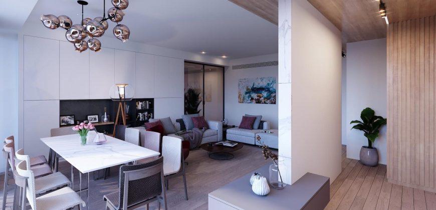 Ընդարձակ շքեղ բնակարան Փավստոս Բուզանդ փողոցի նորակառույց շենքում